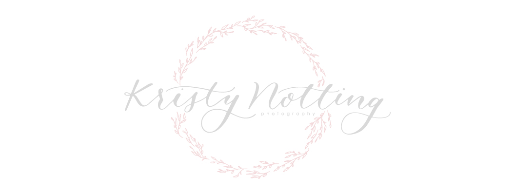 Geelong Newborn Photographer | Kristy Notting Photography logo